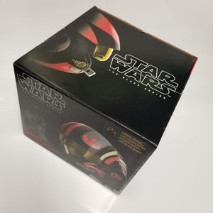 Star Wars Black Series Poe Dameron Pilot Helmet